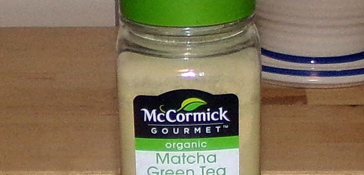 McCormick Matcha Green Tea with Ginger Seasoning