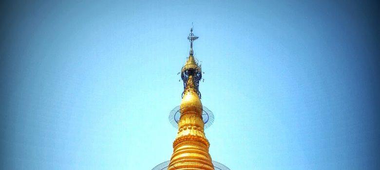 Food for Life: Botataung Pagoda