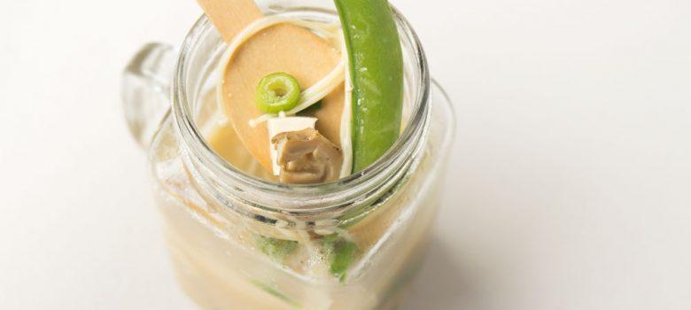 Miso Soup In A Jar