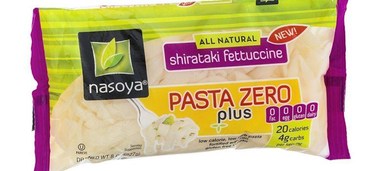 Japanese Snack Reviews: Surprise Find: Nasoya Shirataki Fettucine Pasta