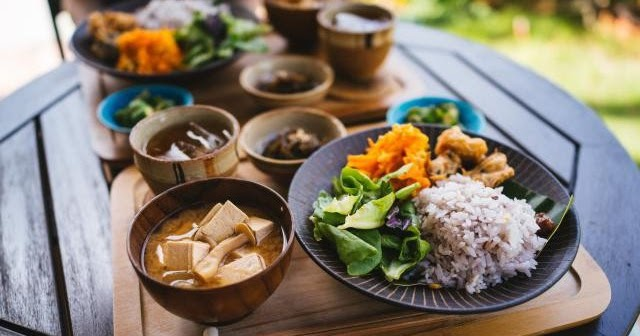 Fiona's Japanese Cooking: don't diet, change your lifestyle