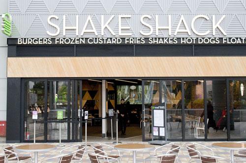 Shake Shack: Suidobashi- bento.com listing