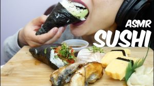 Asmr Sushi Eating Sounds No Talking Sas Asmr Addicted To Sushi Instant ramen noodles big bites *eating sounds* (april asmr collab 2017). addicted to sushi
