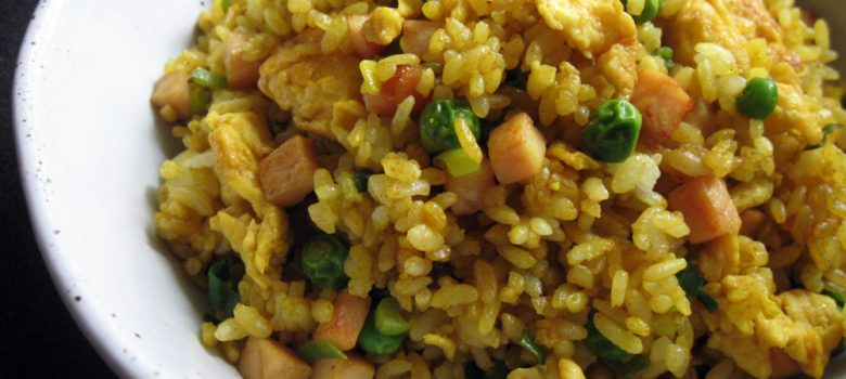 Curry Fried Rice | Hiroko's Recipes