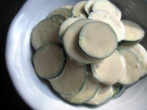 Zucchini Wasabi Mayo Salad   Hiroko's Recipes