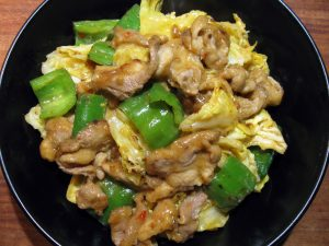 Stir-fried Pork & Cabbage – Hiroko's Recipes
