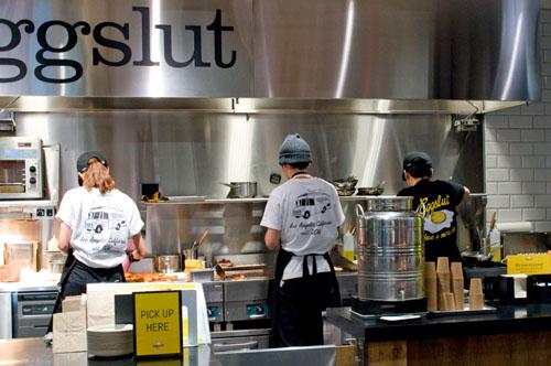 Eggslut: Nishi-Shinjuku- bento.com listing