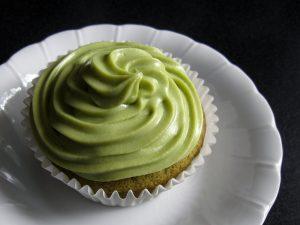 Matcha Cupcakes – Hiroko's Recipes