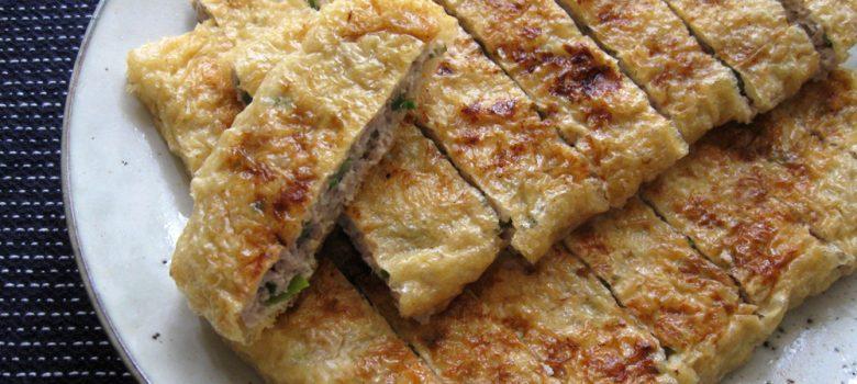 Gluten-free 'Abura-age' Gyoza – Hiroko's Recipes