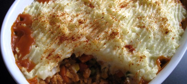 Vegan Cottage Pie – Hiroko's Recipes